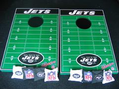 Jets Football Carnival Game Rental